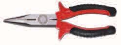 Titanium Long Nose Pliers