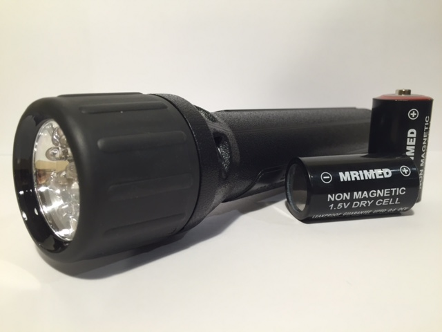 MR Conditional LED Super-Bright Flashlight