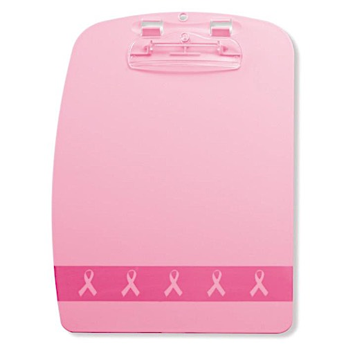 MR Conditional Clip Boards 4pk- Breast Cancer Awareness