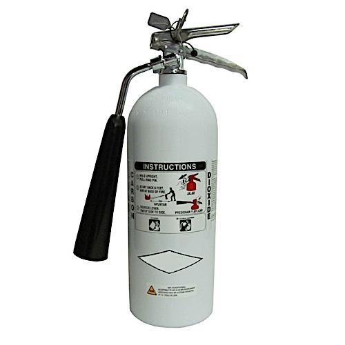 MRI Tested Fire Extinguisher-Rechargeable-BC