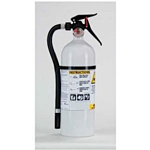 MRI Disposable ABC Fire Extinguisher