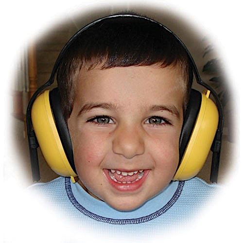 MR Safe Pediatric Noise Guard Headset (No Cord)