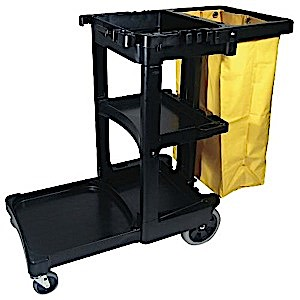 MR Conditional Janitorial Cart System