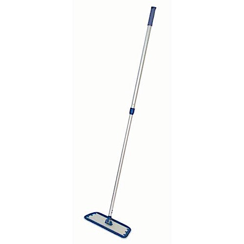 Non-Magnetic Microfiber Flat Mop