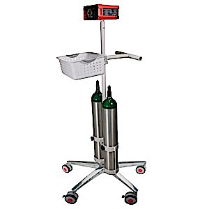 OX-129 - MRI Compatible Equipment Stand Series