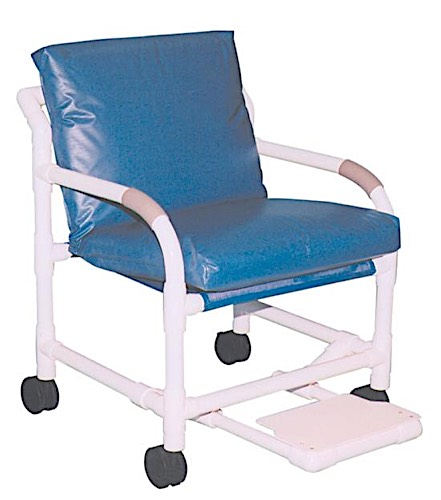 "MRI-Conditional 24"" PVC Transfer Chairs"