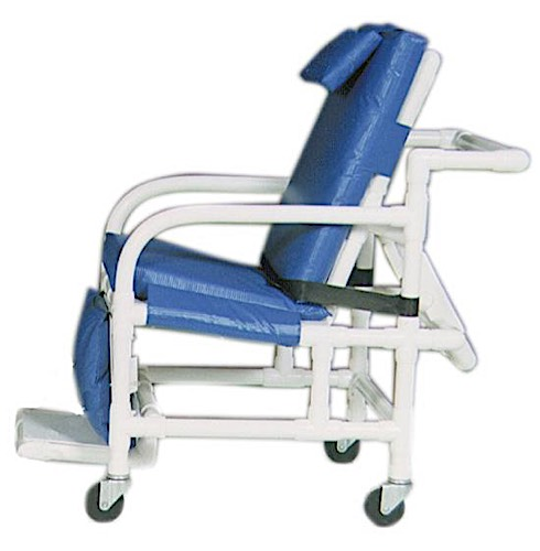 "MRI Compatible PVC 18"" Geri Chair"