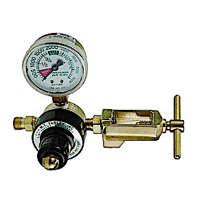 MRI Compatible Pre Set 50PSI Oxygen Regulator CGA 870