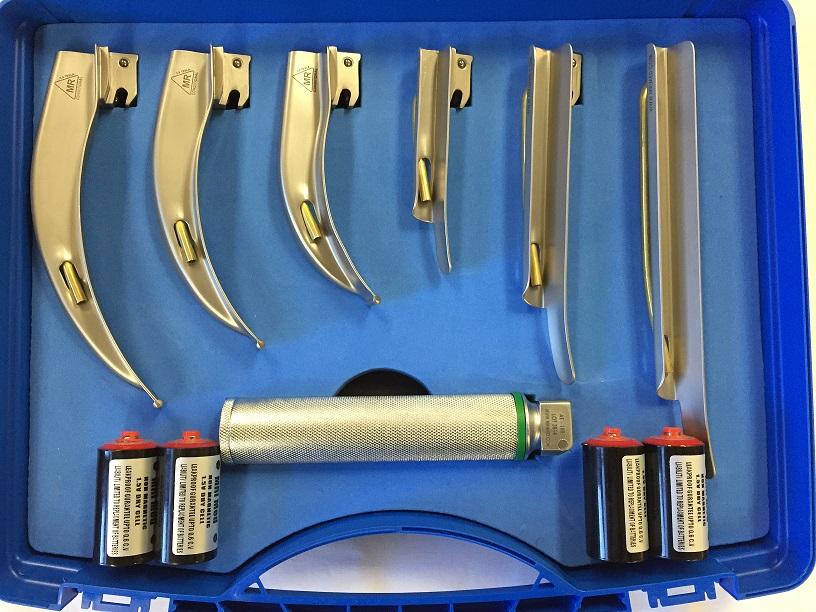 MRI LED Laryngoscope Kit