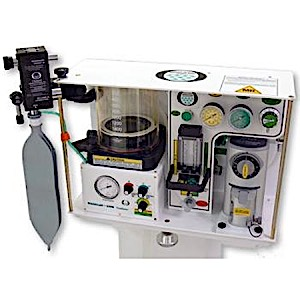 MRI Conditional Anesthesia Machine (Complete)