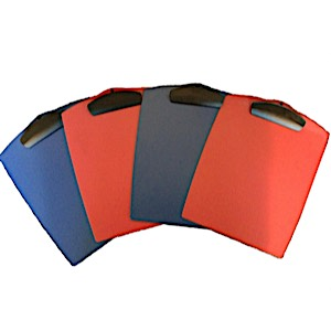 MR Conditional Clip Boards, 4pk