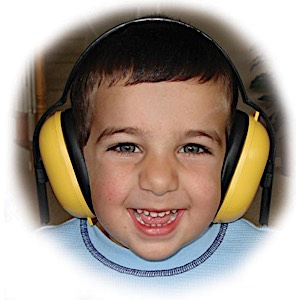 MR Safe Pediatric Noise Guard Headset