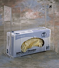MRI Disposable Glove Box Holder (Double)