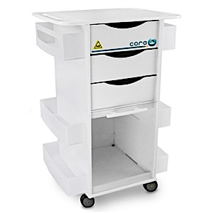 MRI Deluxe Lab Cart