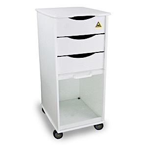 MRI Space Saver MRI Cart