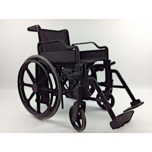 "18"" MRI Safe Wheelchair"