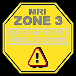 MRI Zone III Carpeted Floor Mat