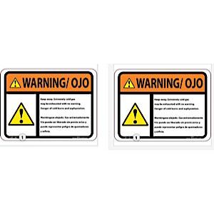MRI Warning Sign