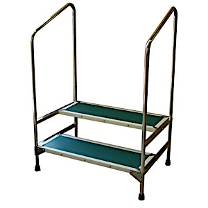 MRI Double Step Stool