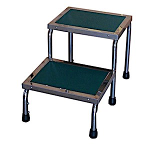 MR Conditional Narrow Double Step Stool