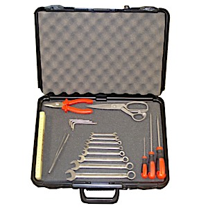 GE 18 Piece MRI 3 Tesla Tool Kit