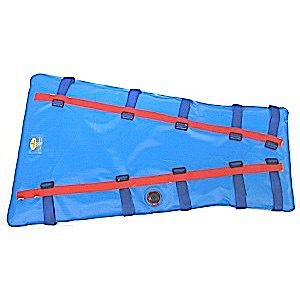 MedVac Vacuum Immobilization Bag, Leg Splint