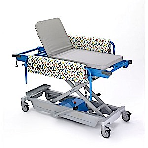 MRIMed's Pediatric Trolley