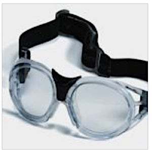 Adult MediGoggles  0.5 Diopter increment, -5 to +3 Diopter Set (34 lenses)