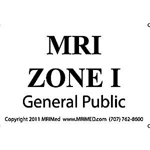 MRI Zone I Sign